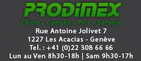 Jérémie Anzévui, prodimex.ch